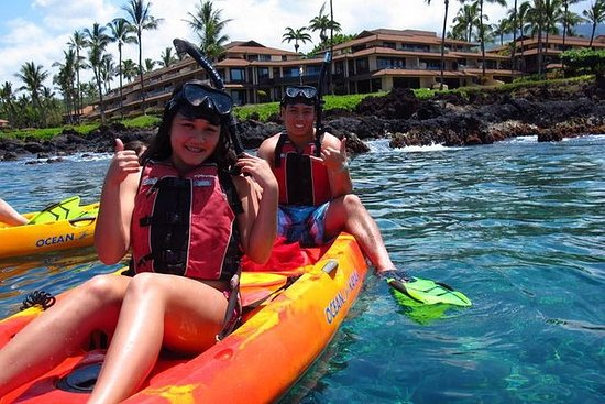 Paddle, Snorkel and Learn to Surf...