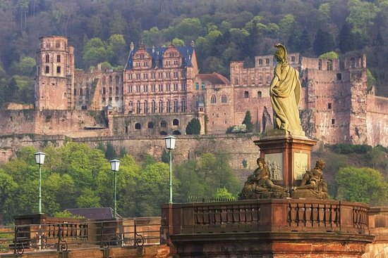 Frankfurt Combo: Heidelberg Half-Day...
