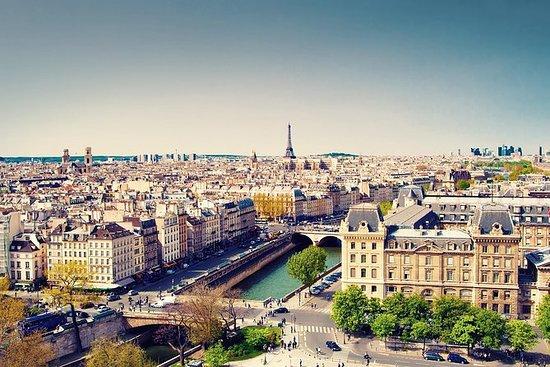 Paris - Tagesausflug von Disneyland...