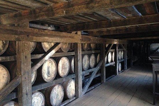 Nashville to Jack Daniel's Distillery...
