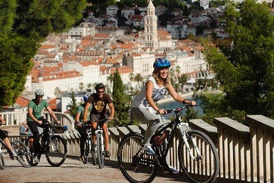 Biking Split