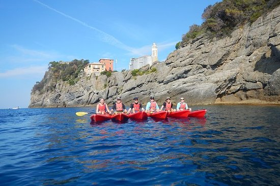 Kayak & Snorkeling Tour in Portofino
