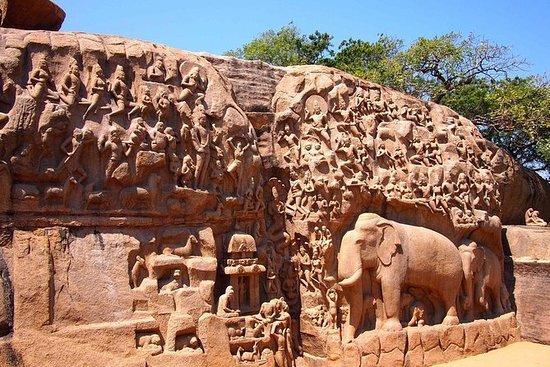 Privat dagstur av Mahabalipuram