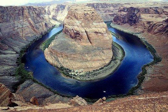 Colorado River Float Fahrt von Sedona...