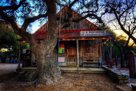 Texas Hill Country and LBJ Ranch Tour...