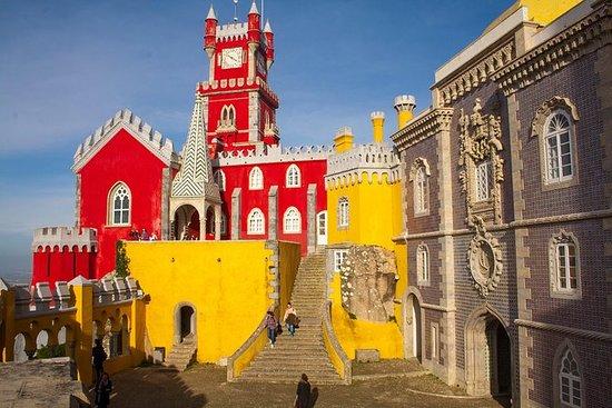 Excursão para grupos pequenos em Sintra...