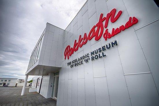 Billet d'entrée au Musée islandais du...