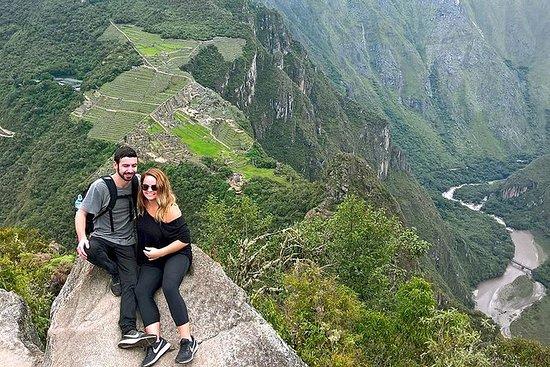 Huayna Picchu og Machu Picchu fra Cusco