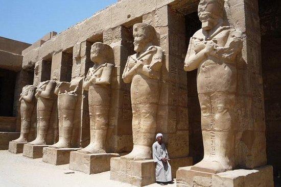 Excursión de día completo por Luxor...