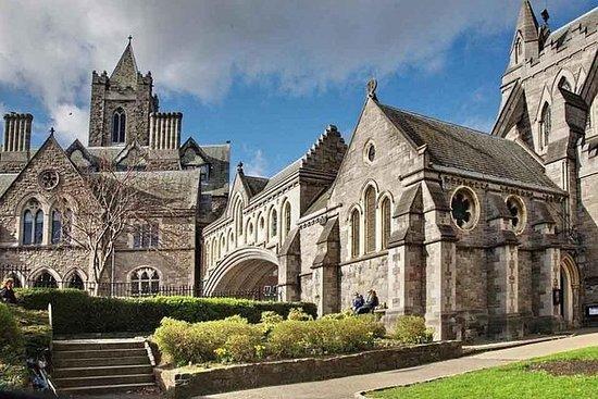 Dublin Christ Church Cathedral...