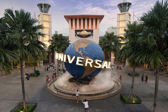 Universal Studios Singapore - billet...