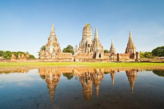 Full-Day Private Ayutthaya and Bang...