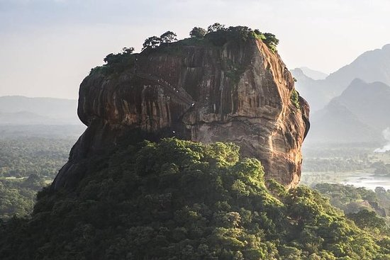 Full-Day Private Sigiriya en Dambulla ...