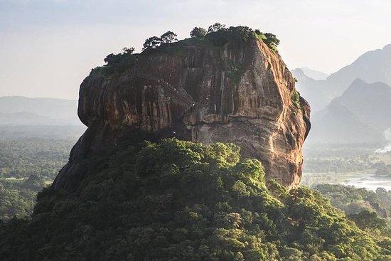 Fulldags Privat Sigiriya og Dambulla...
