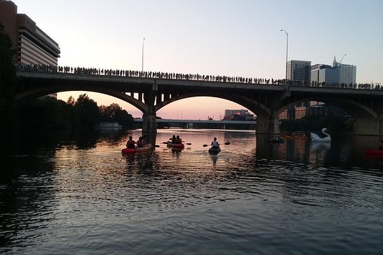 Sunset Skyline Kayak Tour