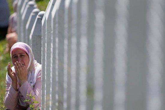 Tour del genocidio di Srebrenica da