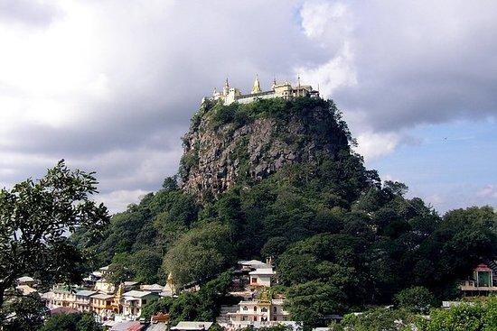 Journée complète du Mont Popa...