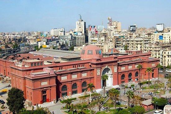 Excursão de meio dia ao Museu Egípcio