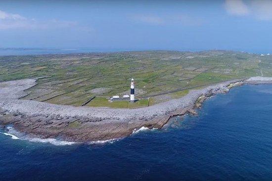 Inis Oirr och klippor av Moher Cruise