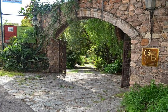 Skip the Line: Exhacienda San Gabriel...