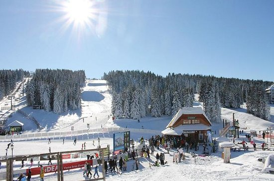 Private ski day trip to Kopaonik ski...