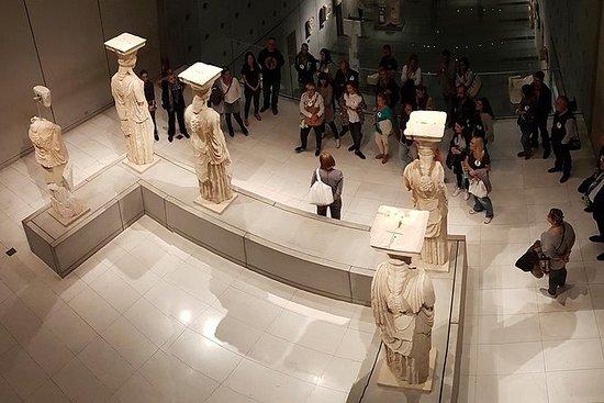 Museo de la Acrópolis de noche - Tour...