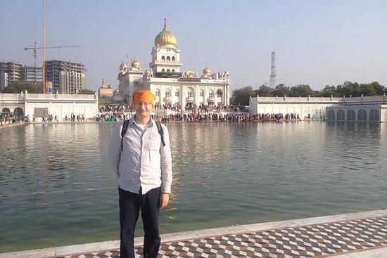 Kultur og kulturarv tur i Delhi