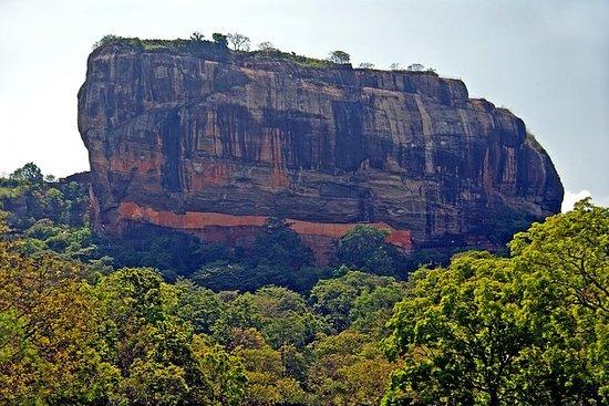 Sigiriya Day Tour fra Kandy med alt...