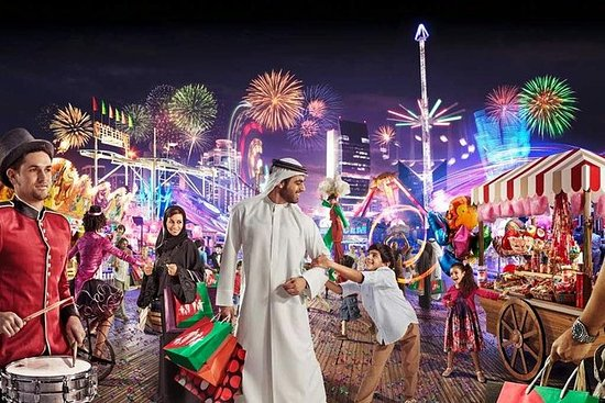 Dubai Shopping Tour