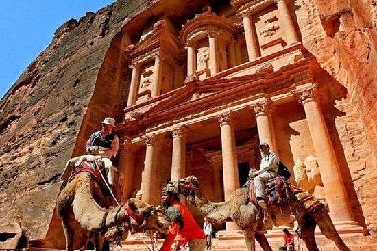 Petra et Wadi Rum d'Aqaba