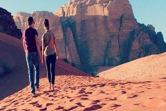 Wadi Rum von Aqaba