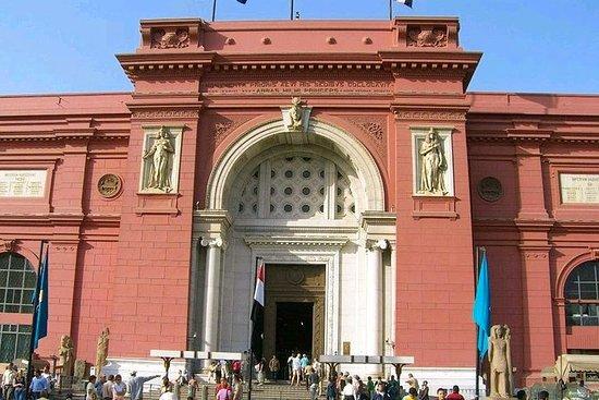Tagesausflug im Ägyptischen Museum...