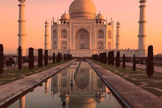 Taj Mahal Sunrise Tour de Delhi