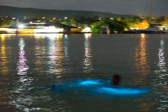 Lichtgevende lagune