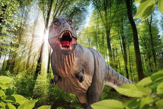 Entrada Dinosaurier-Park Altmühltal
