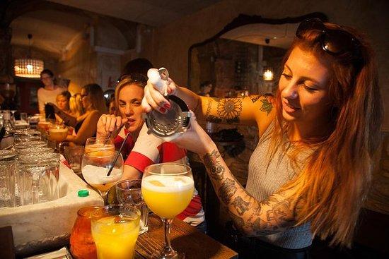 Cocktail Masterclass avec Tapas