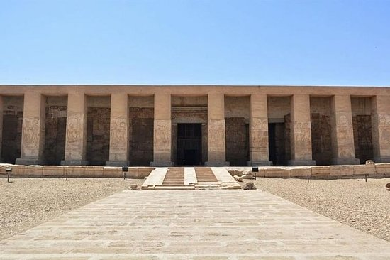 Day Trip from Luxor to Abidos Temple