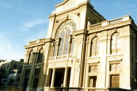 Tagesausflug von Kairo zu den jüdischen...