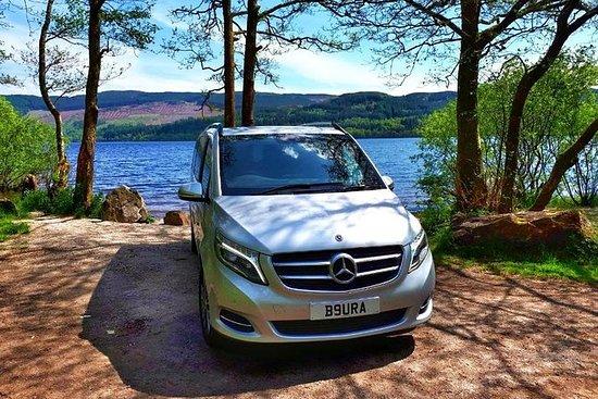 Loch Lomond luksuriøs privat...