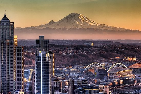Seattle 1-tägige Sightseeing-Tour