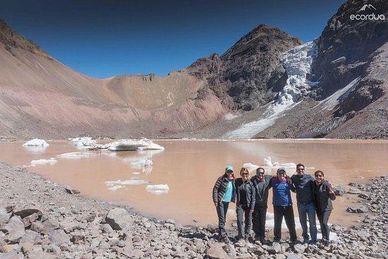 Glaciar El Morado - Valle del Maipo...