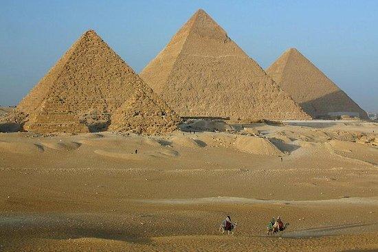 Full day tour to pyramids...