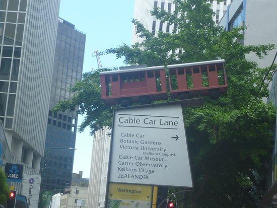Wellington Cable Car: Wellington Cable Car