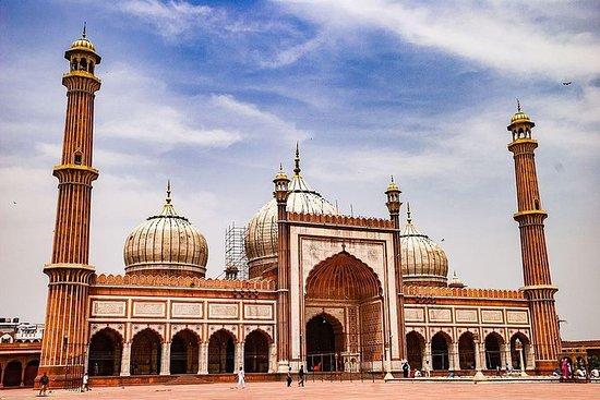 Prive-rondleiding door Delhi met ...
