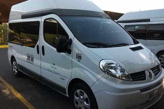 Transporte em Minivan de Luxo em...