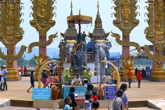 Ancient City Tour from Chiang Rai...