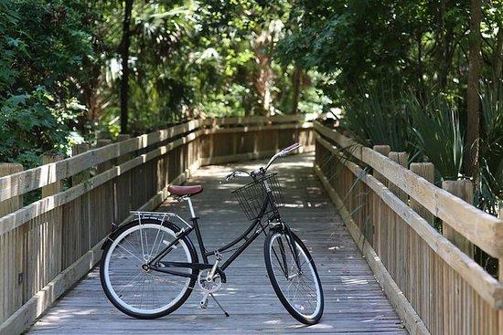Bike Tour of Celebration staden som ...