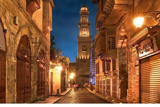 Old Cairo - Islamic & Coptic Discovery