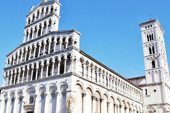 Day Trip to Pisa and Lucca from...