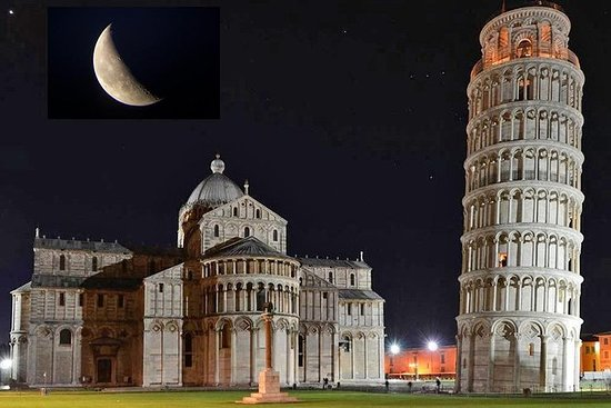 Night Tour of Pisa Must-see Sites...